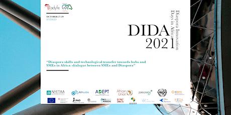 #DIDA2021 - Diaspora Innovation Days in Africa tickets