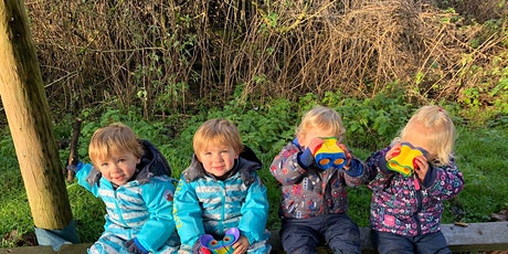 Nature Tots - Didcot, Friday 18th February am tickets