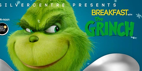 Breakfast with the Grinch 2021 tickets