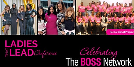BOSS Virtual Conference Feat. Tina Knowles, Beverly Johnson & Cindy Trimm entradas