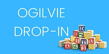 Ogilvie EarlyOn Drop-in tickets