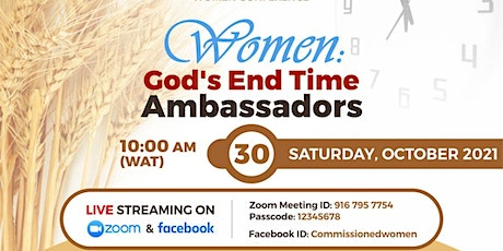 7TH ANNUAL WOMEN INTERDENOMINATIONAL CONFERENCE tickets