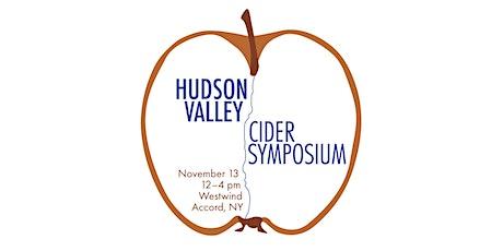 Hudson Valley Cider Symposium 2021 tickets