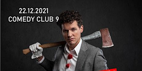 Comedy club 9:  Michael Van Peel (try out) en Roosje Pertz tickets