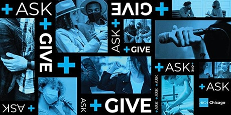 ASK + GIVE: November 2021 tickets
