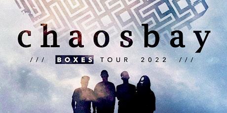 CHAOSBAY + LMNT7 // Baracke, Ilmenau Tickets