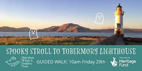 Spooky Stroll to Tobermory Lighthouse tickets