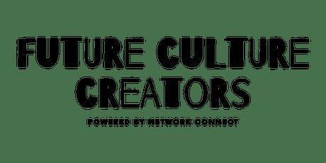 Teen Job Information Session - Future Culture Creators tickets