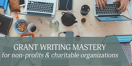 Grant Writing Workshop for Non-Profits & Charitable Organizations tickets