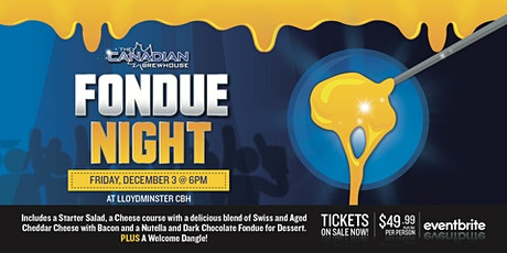 Fondue Night (Lloydminster) tickets
