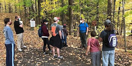 Hannawa Falls Nature History Walk with Dr. Blair Madore tickets
