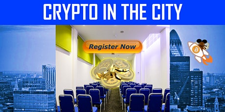 JOIN the Crypto Revolution at our EXCLUSIVE business networking event! tickets