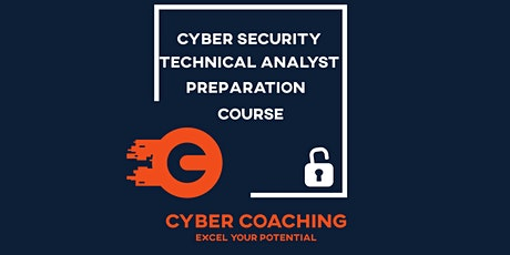 Cyber Security Technical Analyst Preparation Course tickets