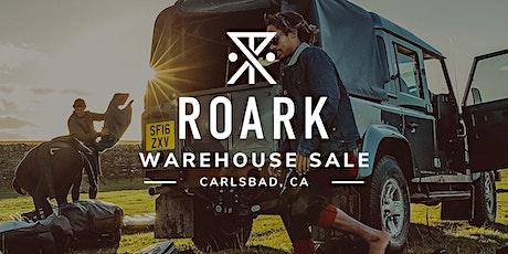 Roark Warehouse Sale - Carlsbad, CA tickets