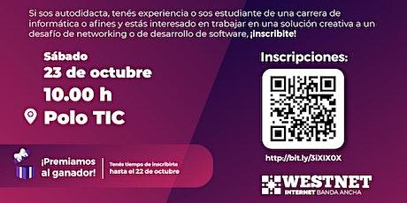 #Hackathon_Westnet entradas