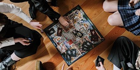 Board games! tickets