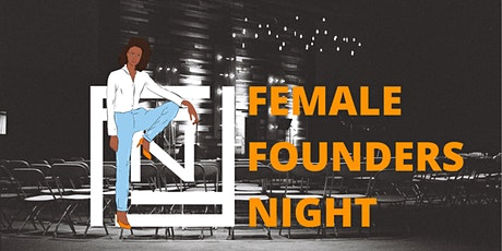 Female Founders Night x SciencesPo billets