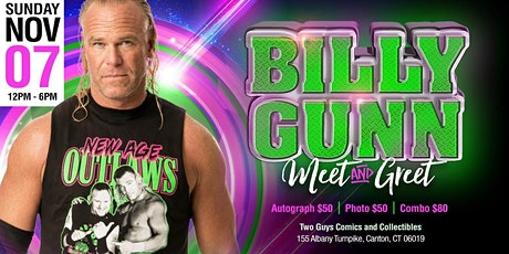 Billy Gunn Meet & Greet tickets