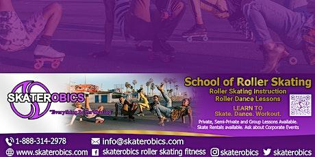 SKATEROBICS BEGINNER & INTERMEDIATE: SATURDAY  AFTERNOON 12:00 PM tickets