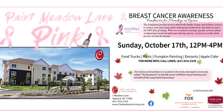 Free Fall Festival and Cancer Fundraiser tickets