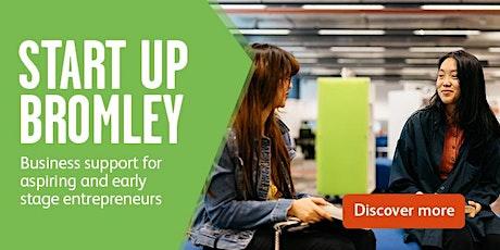 Start Up Bromley - Productivity Pod tickets
