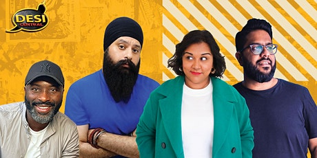 Desi Central Comedy Show - Solihull tickets