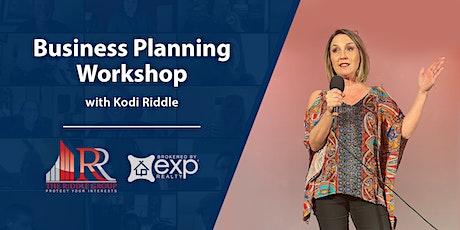 3-Hour Phoenix Real Estate Agent Business Planning Workshop tickets
