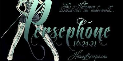 Persephone: Dark Dance + Dungeon Halloween