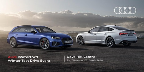 Audi Waterford Winter Test Drive tickets