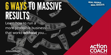 Struggling to grow your business? Need more customers, sales and profits tickets