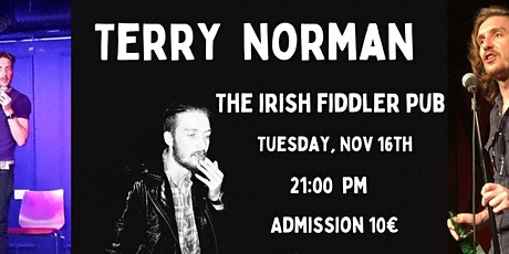 Live Comedy in Dresden: Terry Norman (IRL) Tickets
