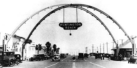 Huntington Beach Spooky Historical Downtown Walking Tour tickets