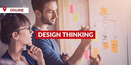 Einführung in Design Thinking (Online-Workshop) Tickets