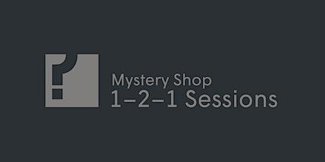 BID Mystery Shop 2021 - Zoom 1-2-1 Feedback Sessions - 10 Nov Tickets