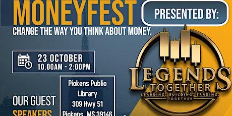 Pickens, Mississippi Free MoneyFest tickets