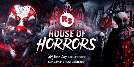 Regression Sessions : House of Horrors Halloween! tickets