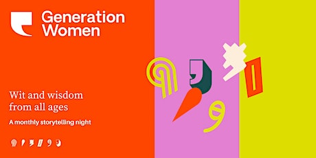 Generation Women Holiday Show: Stories of Celebration tickets
