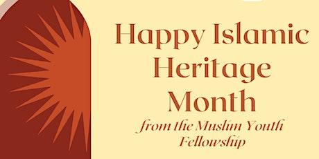 Islamic Heritage Month Celebration tickets