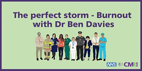 The Perfect Storm - Burnout & Covid19 tickets