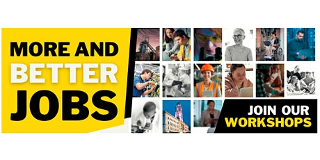 More and Better Jobs Workshop: Skills for Recovery and Growth tickets