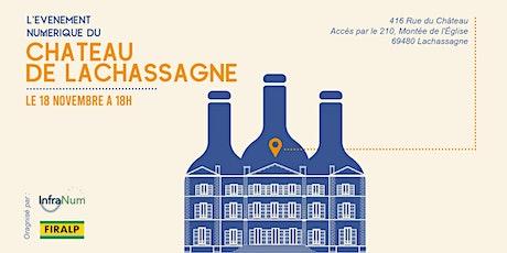 Evenement numérique de La Chassagne billets