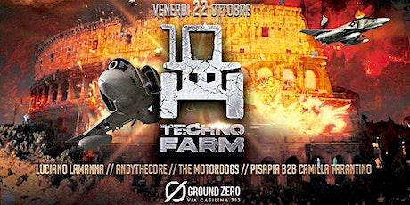 22 Ottobre - Techno Farm - Hard Friday biglietti