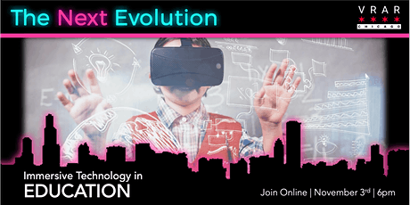 VRAR Chicago: The Next Evolution of Education tickets