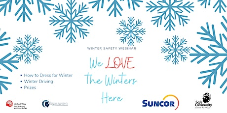 We Love The Winters Here tickets