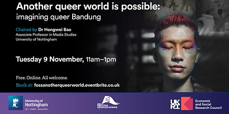 Another Queer World is Possible: Imagining Queer Bandung tickets