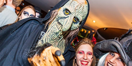Callens Cafe - The Tower OF Terror • Pre-Halloween Party tickets