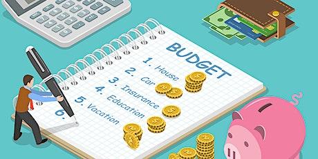 Fundamentos Financieros: Presupuesto boletos
