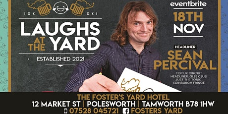 Laugh's at the Yard COMEDY NIGHT tickets