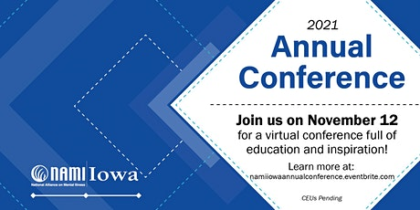 NAMI Iowa's Annual Conference tickets