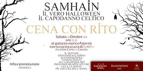 Samhain - Il Vero Halloween, Il Capodanno celtico! biglietti